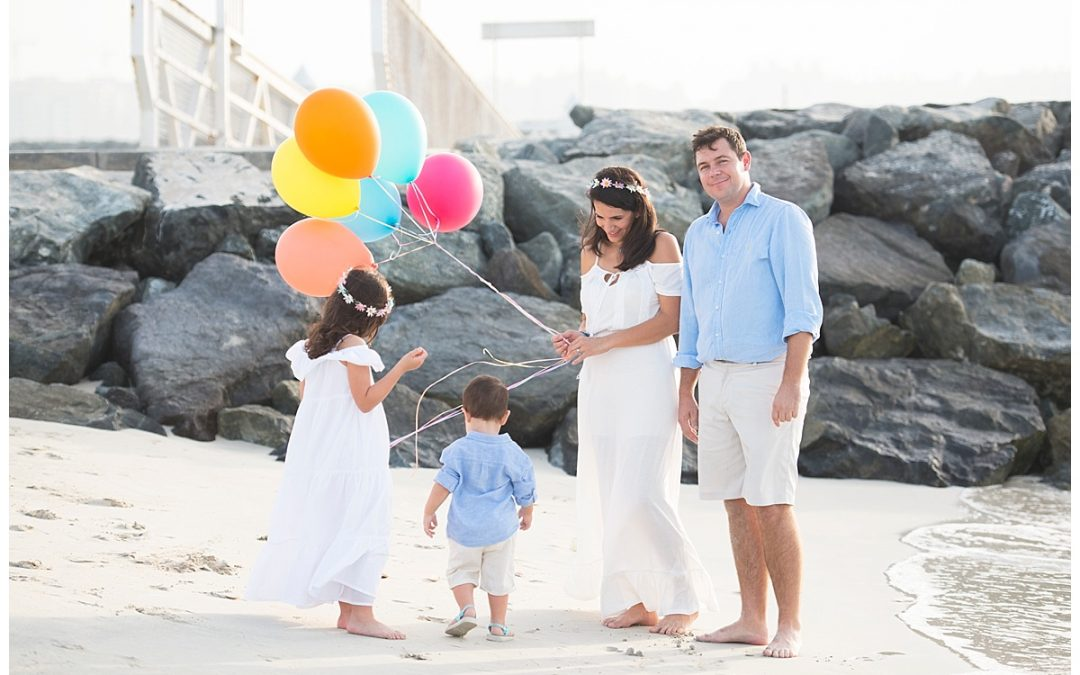 BEACH FAMILY PHOTO SHOOT | LIFESTYLE PHOTOSHOOT | SHAY PHOTOGRAPHY