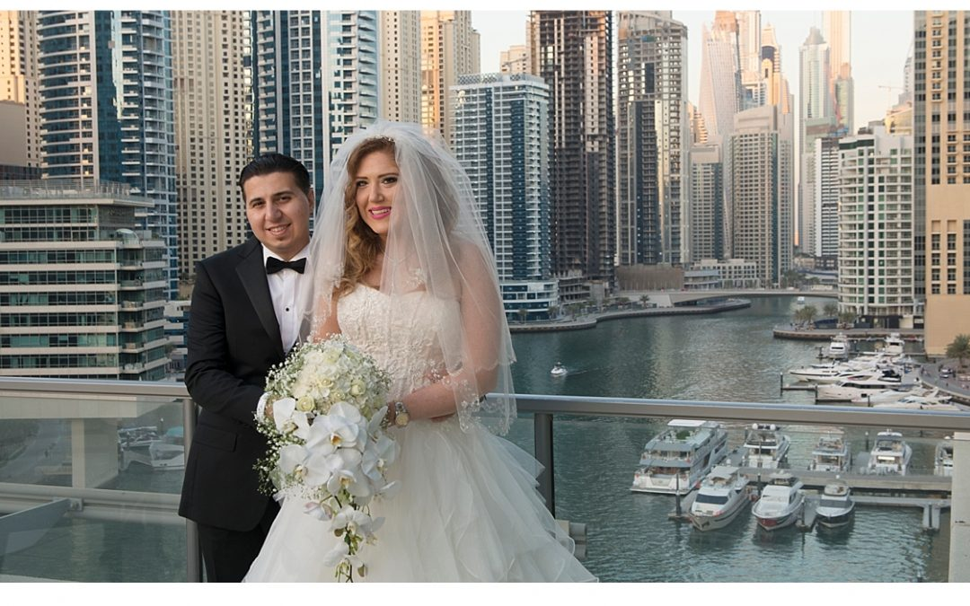 DUBAI WEDDING PHOTOGRAPHER | DUBAI MARINA WEDDING | SHAY PHOTOGRAPHY