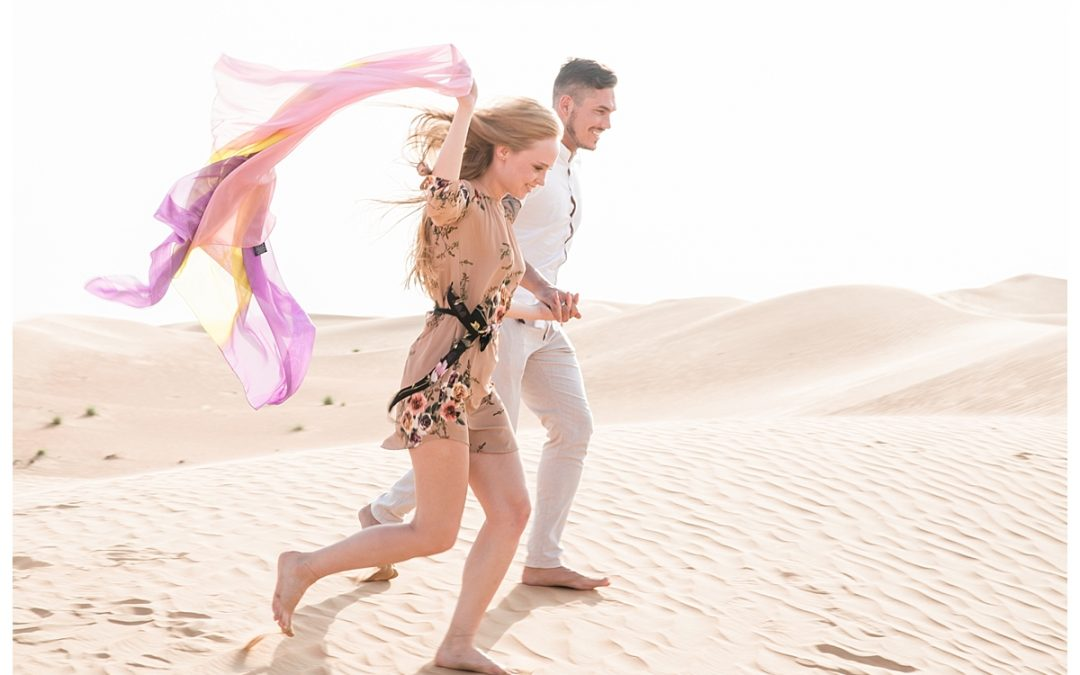 DUBAI ENGAGEMENT PHOTOGRAPHY | DESERT ROMANCE | SHAY PHOTOGRAPHY